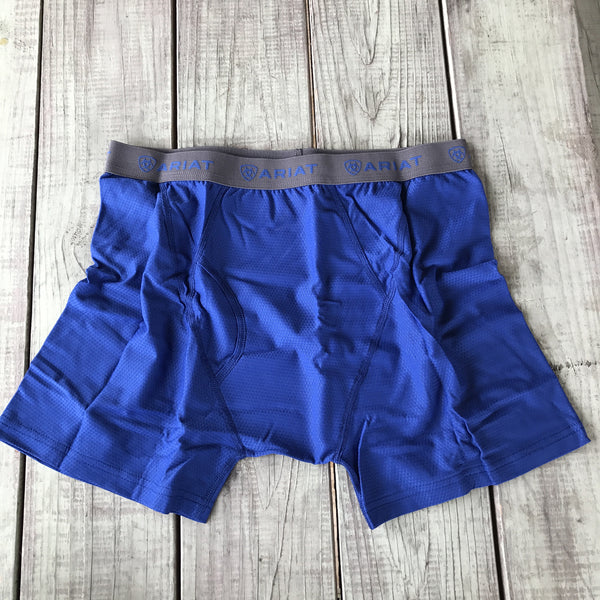 Blue Undertek Boxer by Ariat