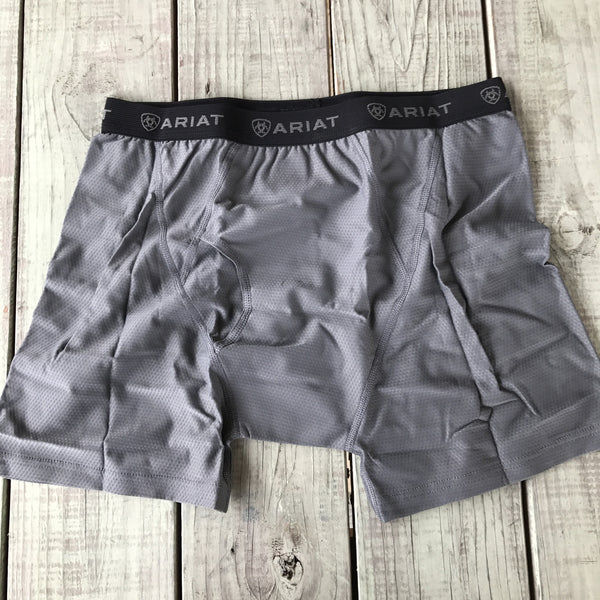 Grey Undertek Boxer by Ariat