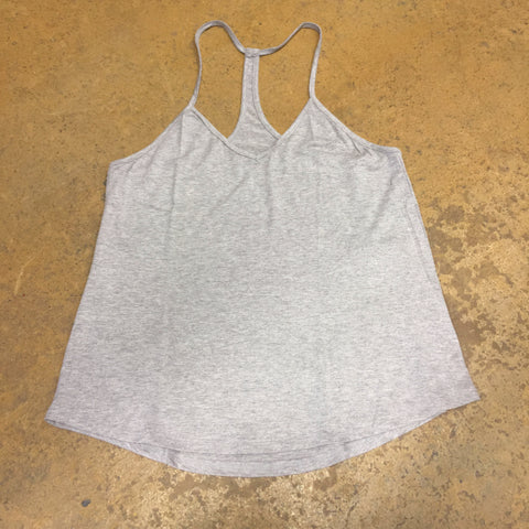 Grey Cami Swing Tank