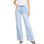 Kan Can Women's Starla Ultra High Rise Vintage 90's Flare Jeans - Medium Wash