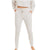 Mono B Women's Fuzzy Skinny Sweatpants - Natural