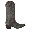 Lane Boots Saratoga Distressed Ashwood Women's Boot