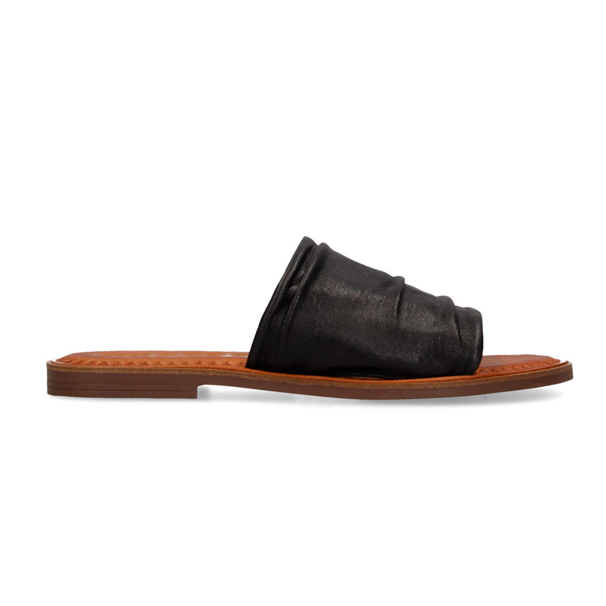 Musse & Cloud Women's Leila Sandals - Black Nappa