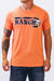 "Lazy J ""J Ranch"" Orange Short Sleeve T-Shirt"