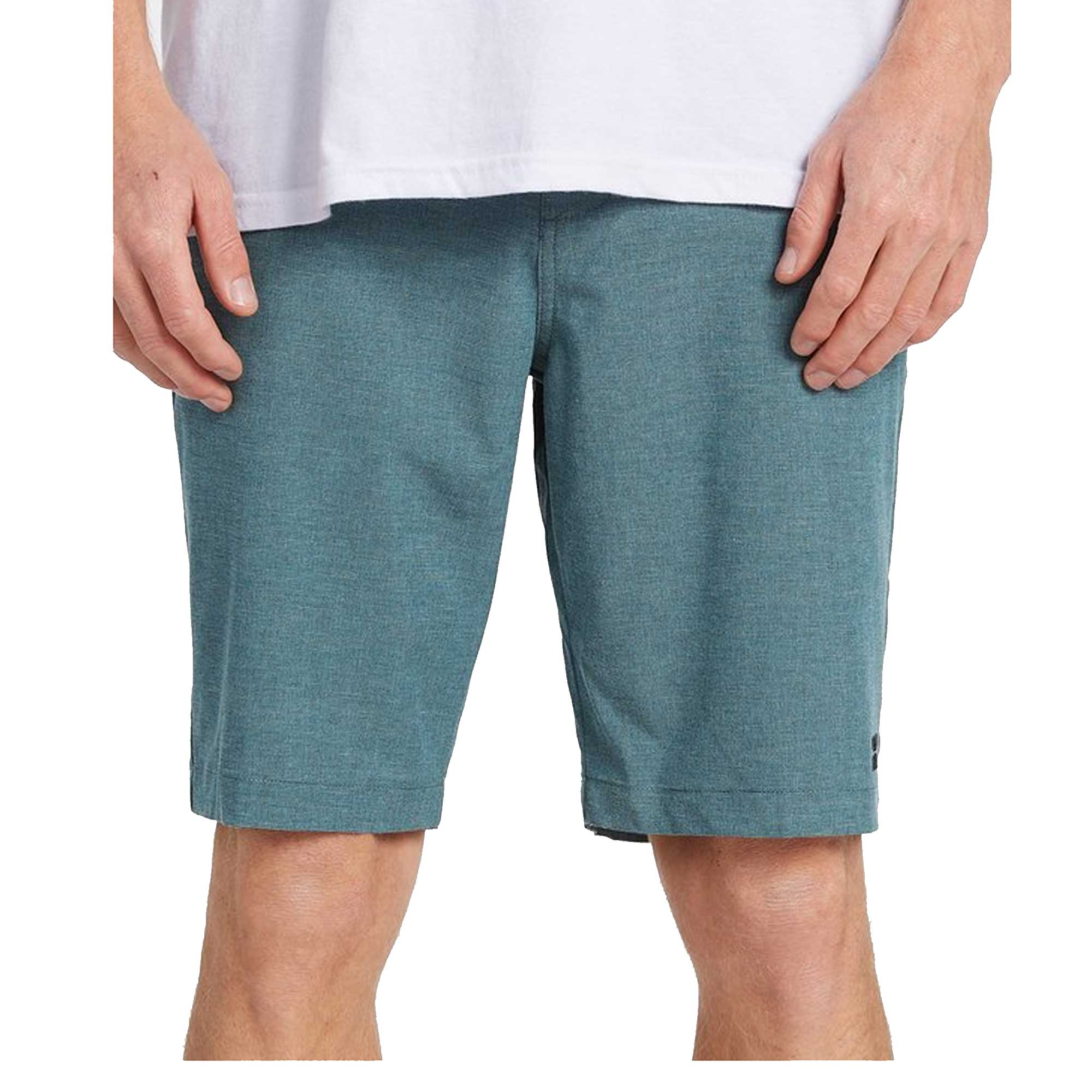 Billabong Men's Crossfire Submersible Walkshort - Lagoon