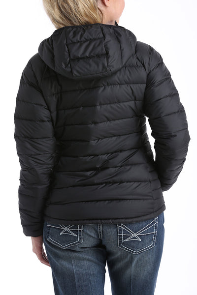 Women's Heavyweight Quilted Down Jacket