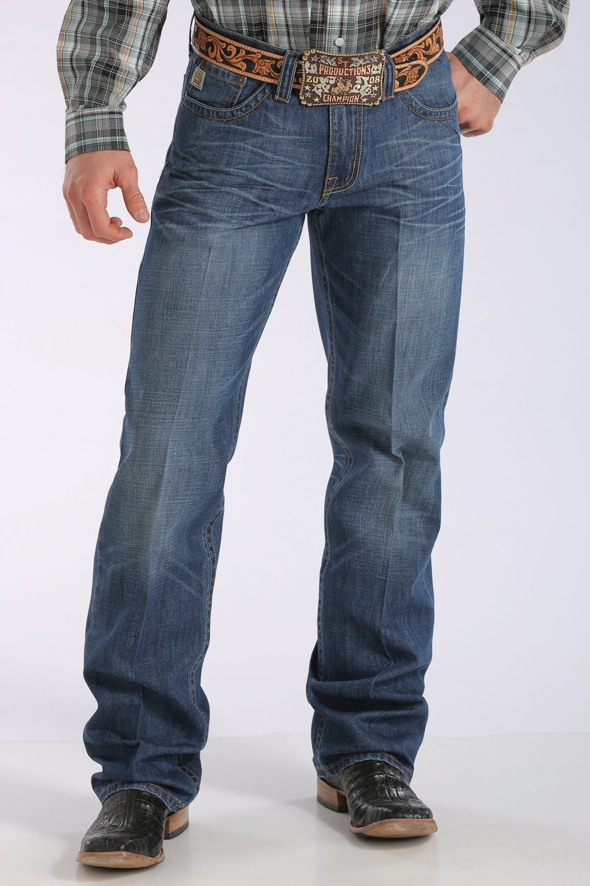 Cinch Grant Men's Relaxed Fit Jean - Lazy J Ranch Wear