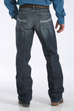 Dark Wash Grant Denim Jean by Cinch