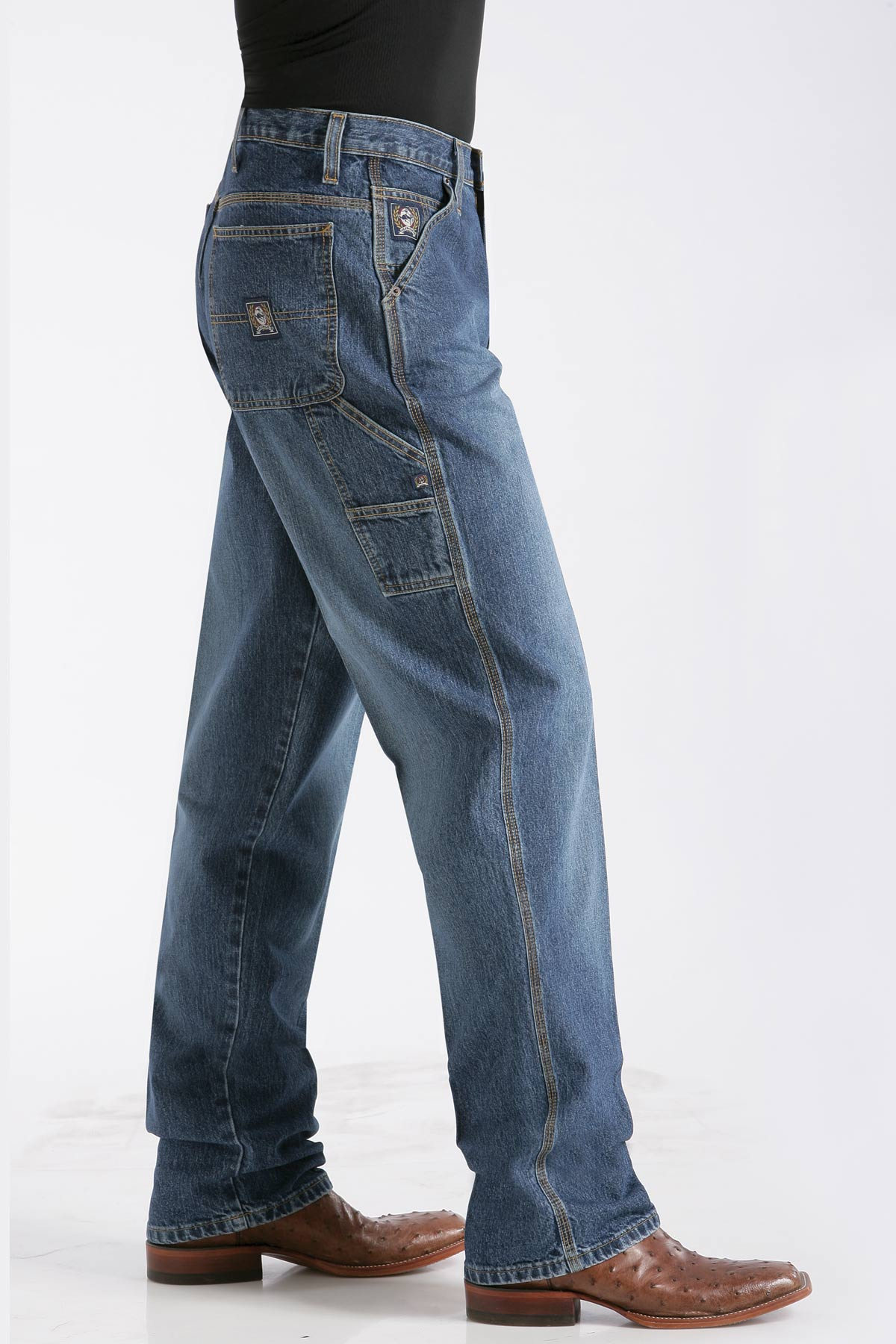 Cinch Blue Label Men's Work Jean