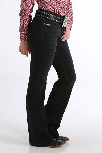 Cinch Lynden Black Women's Touser Jean