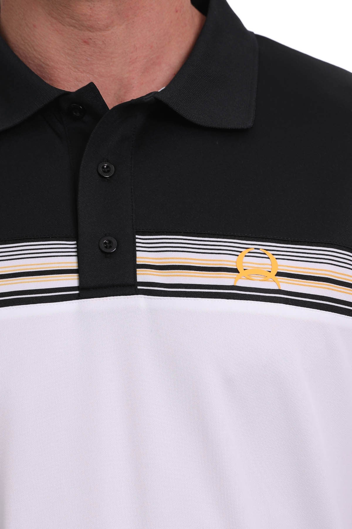 Cinch Men's Arenaflex Stripe Polo