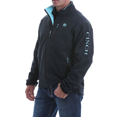 Cinch Men's Bonded Jacket - Blue