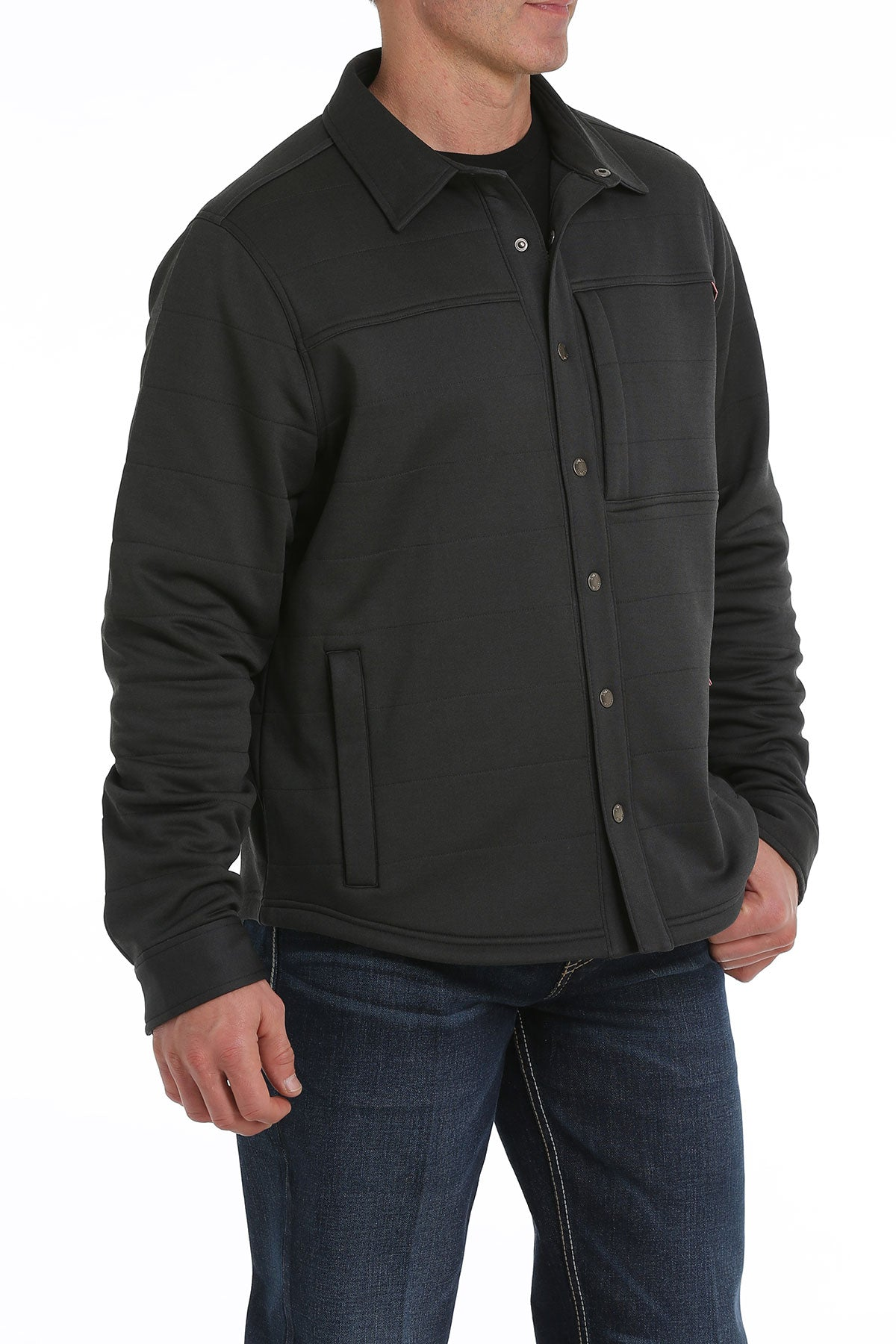 Cinch Men's Quilted Shirt Jacket