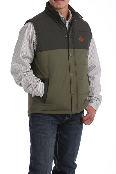 Cinch Men's Ripstop Puffer Vest
