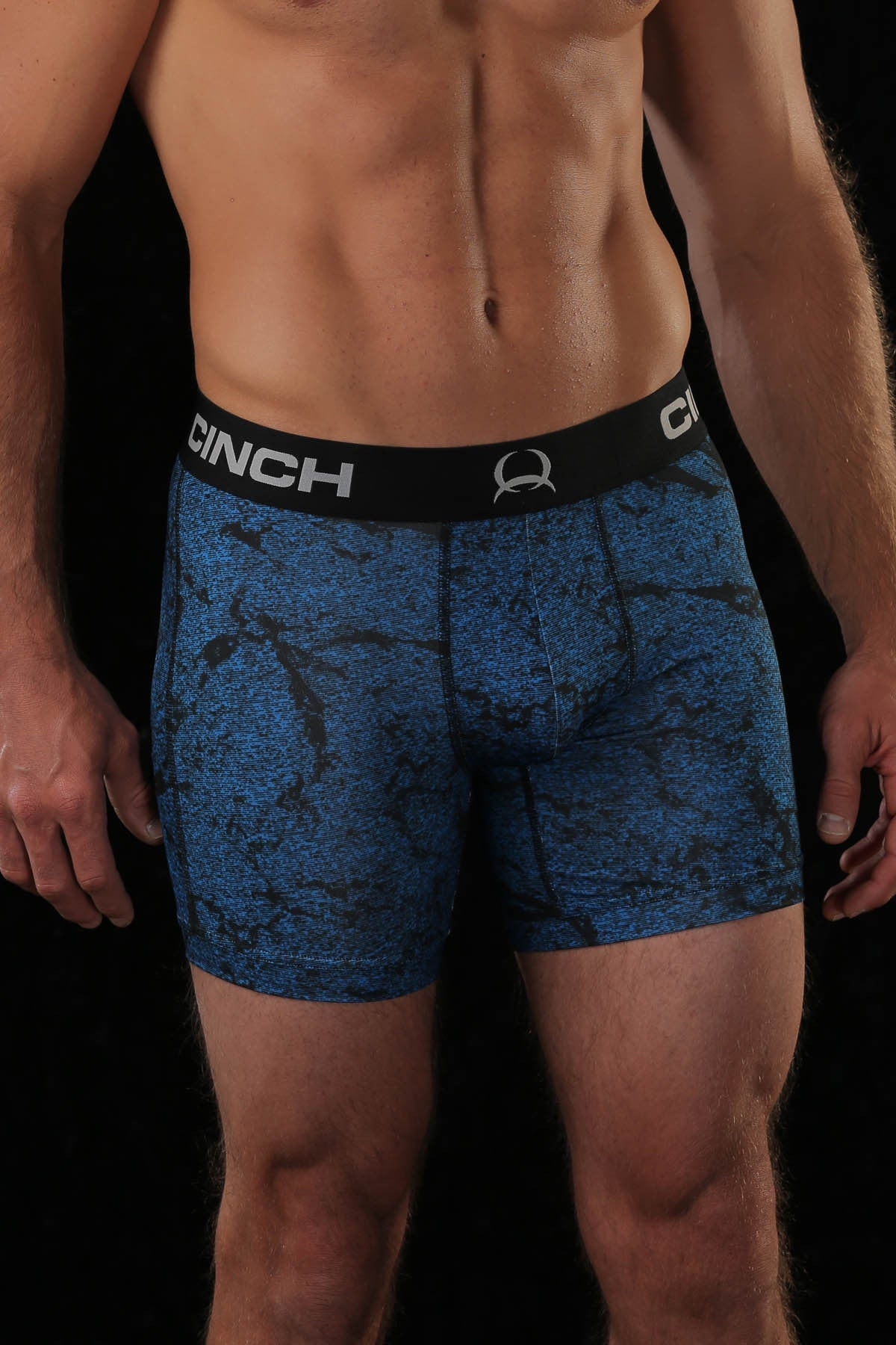 "Cinch 6"" Men's Boxer Briefs"