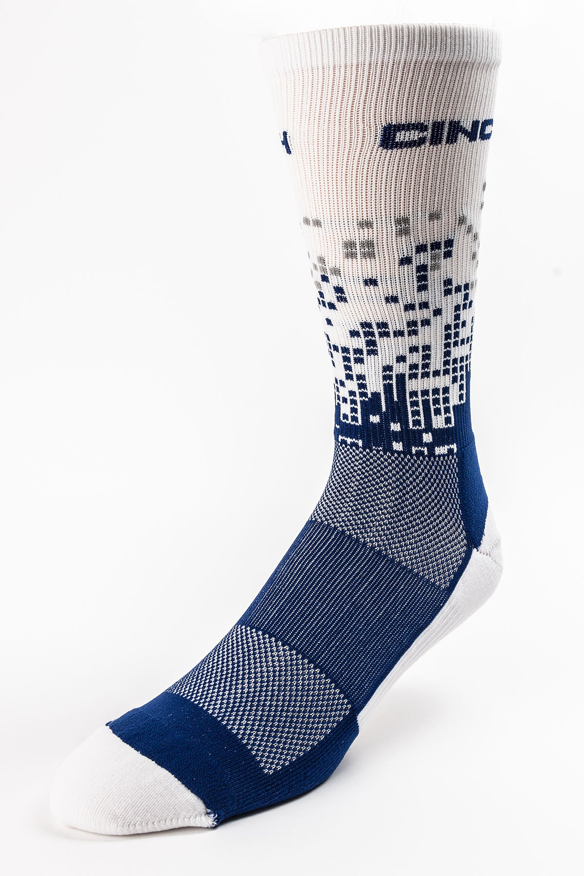 Cinch Digi Print Men's Crew Sock