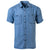 Men's Mountain Khakis Ace Indigo Short Sleeve Button Up Shirt