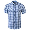 Men's Mountain Khaki Rodeo Short Sleeve Shirt