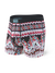 Saxx Black Tribal Vibe Men's Boxer Briefs