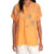 Johnny Was Women's Elettra Blouse - Tangerine