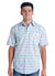 Men's Aztec Panhandle Short Sleeve Pearl Snap Shirt
