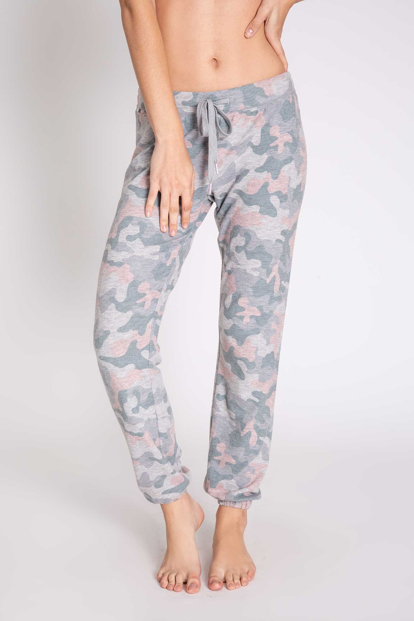 PJ Salvage Weekend Love Women's Banded Pant
