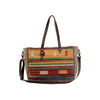 Myra Bag Technicolor Weekender Bag