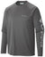 Columbia PFG Grey Logo Men's Shirt