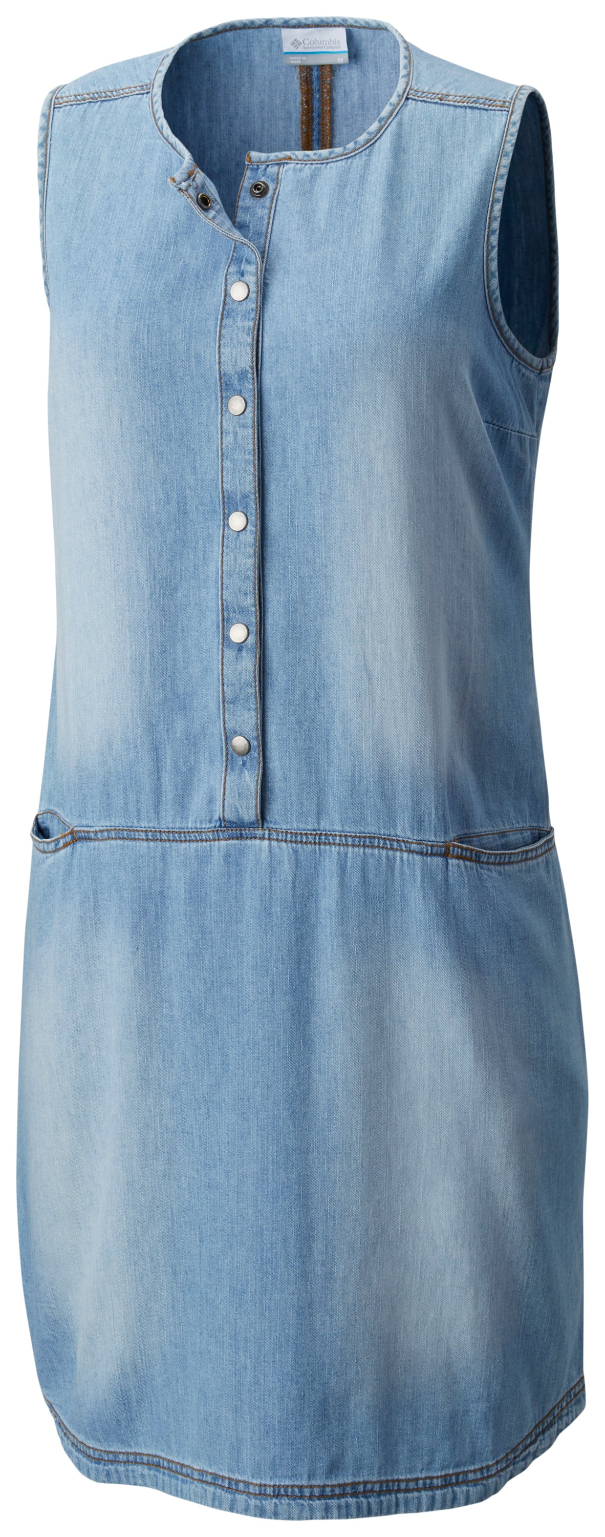 Pilot Peak䋢 Chambray Dress Light Indigo by Columbia