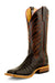 Anderson Bean Caiman Black Exotic Western Boot