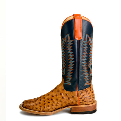 Anderson Bean Men's Exotic Western Full Quill Western Boots