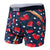 SAXX Men's Volt Slim Fit Boxer Briefs - Flipcup Print