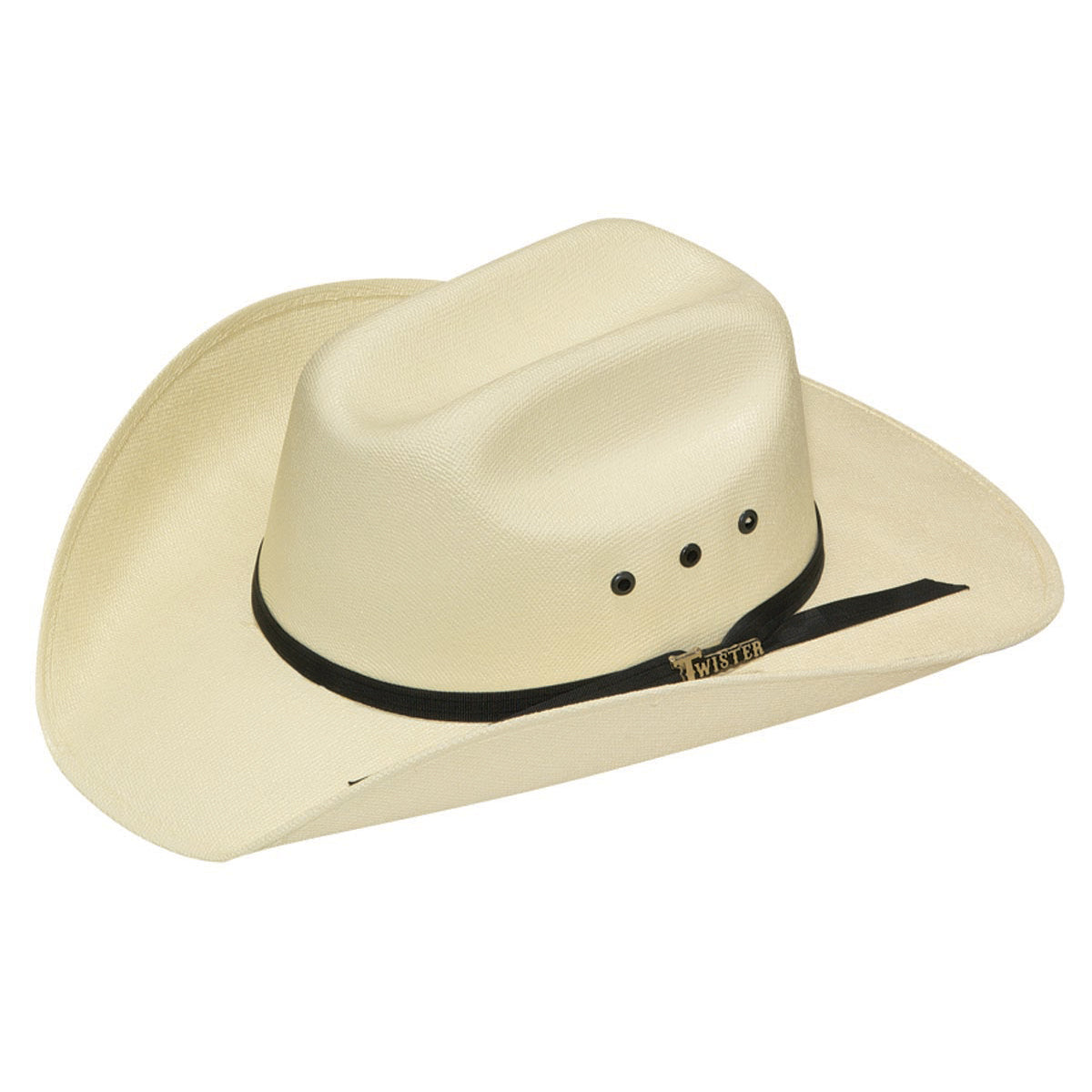 M & F Western Infant-Toddler Twister Straw Cowboy Hat - Natural