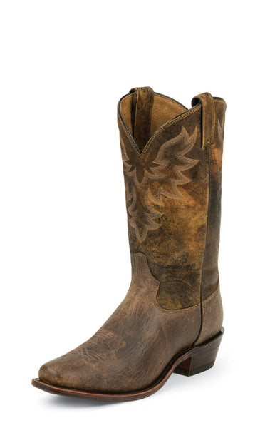 Tan Jaw Men's Boot by Tony Lama