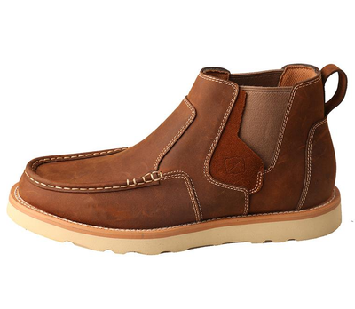 Twisted X Oiled Brown Men's Shoe