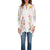 Johnny Was Women's Savanna Voyager Tunic - White