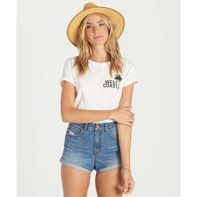 WEST PARADISE TEE by BILLABONG