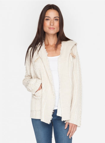 Truffle Fillmore Short Jacket from BIYA by Johnny Was