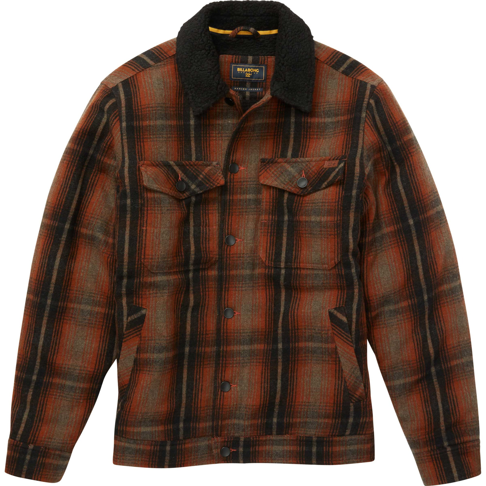 Barlow Trucker Wool Jacket By Billabong