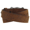 Tony Lama Youth Little Texas Western Belt -  Aged Bark