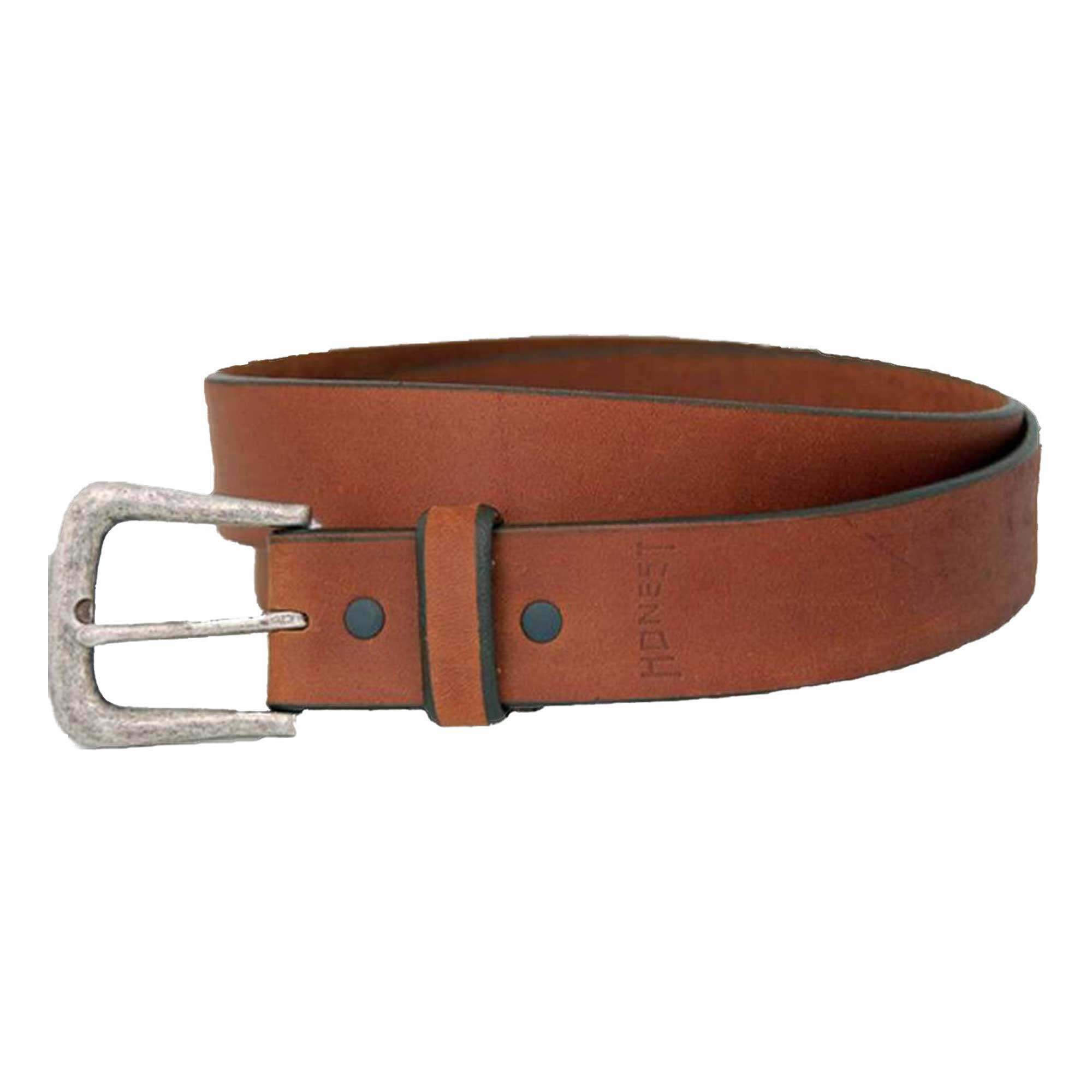 Leegin Creative Leather Men's 1 3/8 Inch Brown Belt