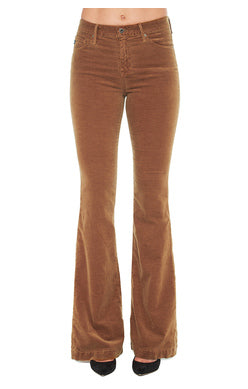 AG The Janis Toffee Brown Women's Pants