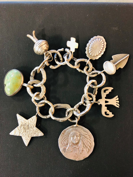 Charm Bracelet By Love Tokens