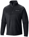 Steens Black Fleece Pullover By Columbia
