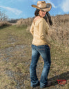 DFMI Authentic Denim Jean By Cowgirl Tuff Co.
