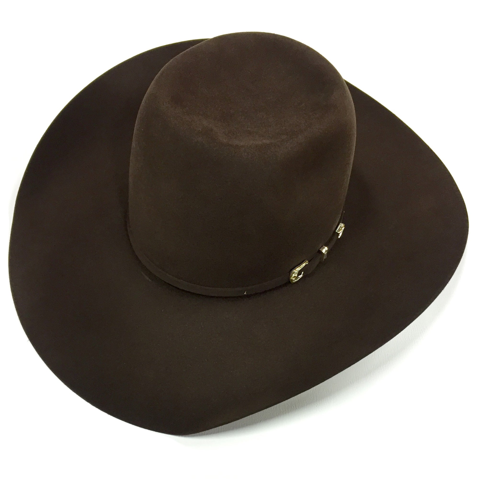 American Hat Co. 10X Chocolate Felt Hat