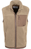 Mountain Khaki Freestone Fourteener Fleece Men's Vest