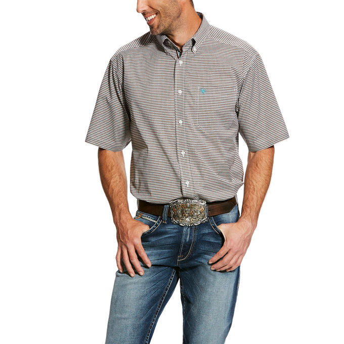 Ariat Haragon Short Sleeve Men's Shirt
