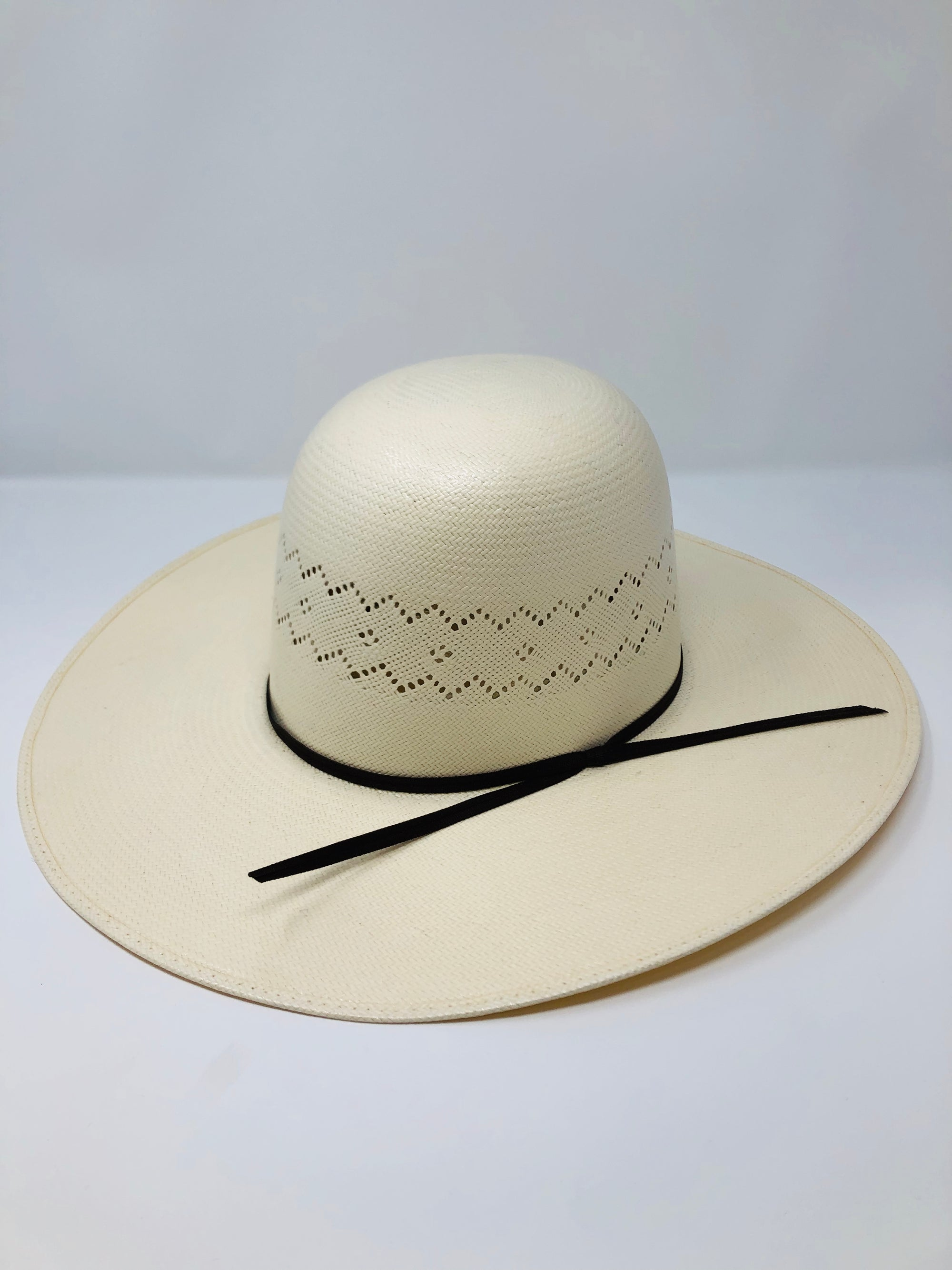 Alboum Hat Co. Aztec Straw Hat