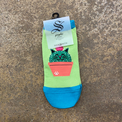 Socksmith Ankle Graphic Sock